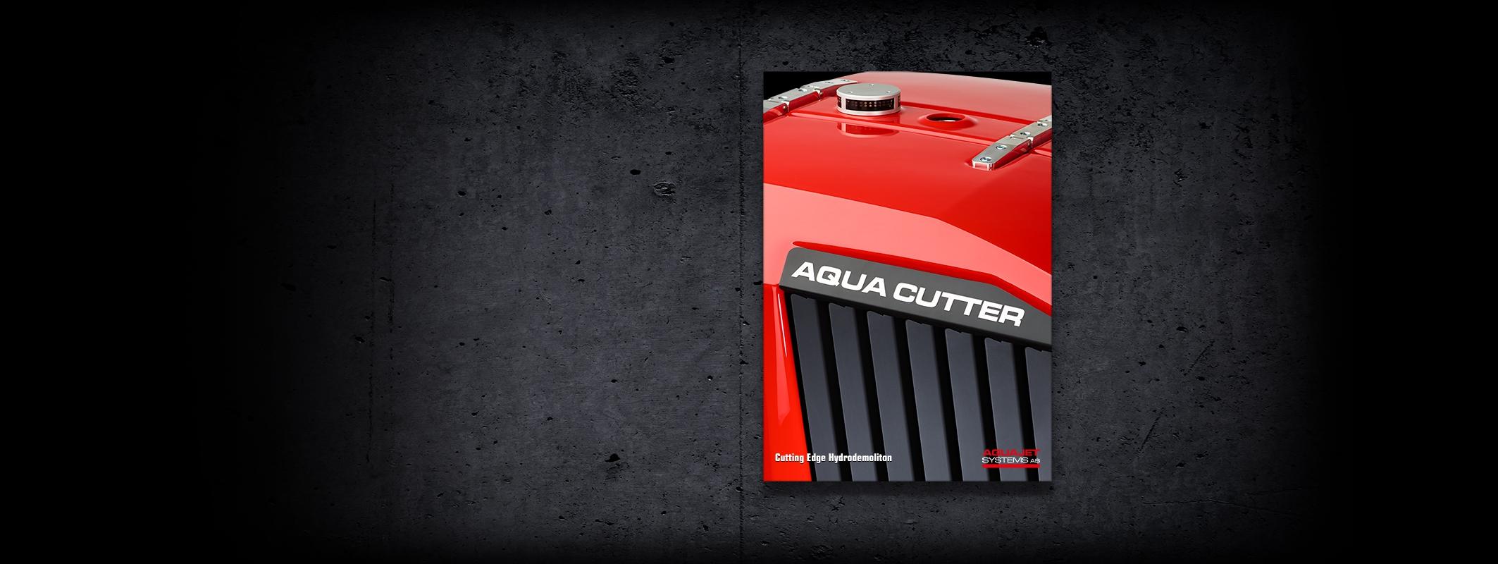 Order the Aquajet Catalogue