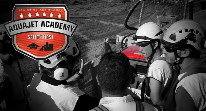 education safety aquajet academy aqua cutter