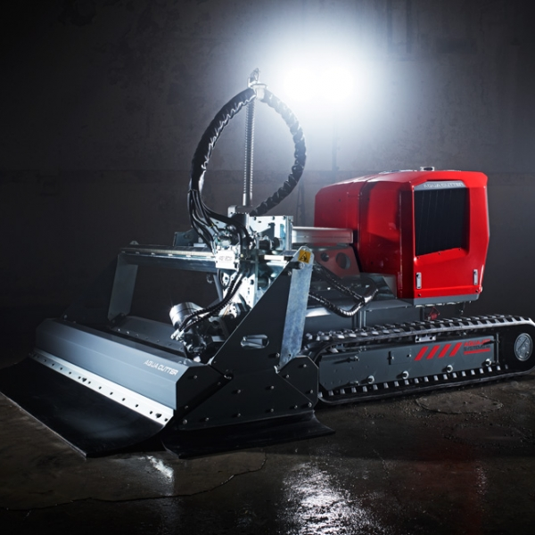 Hydrodemolition Robots