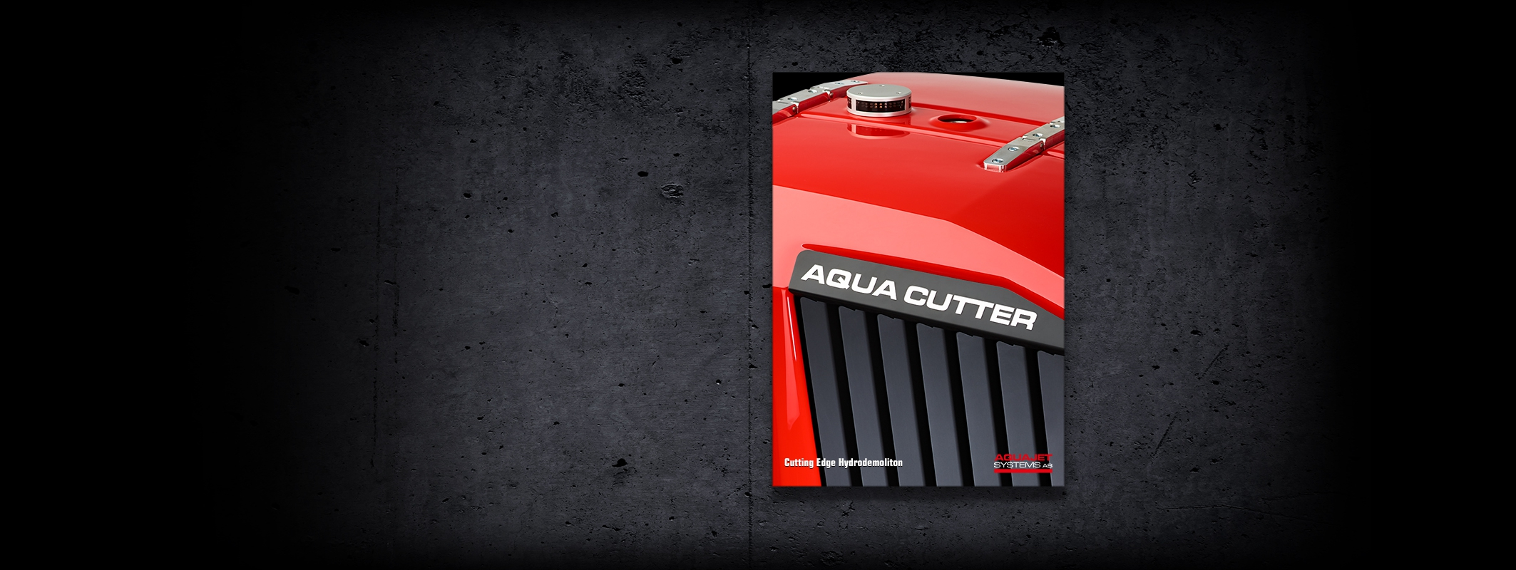 Order the Aquajet Catalogue