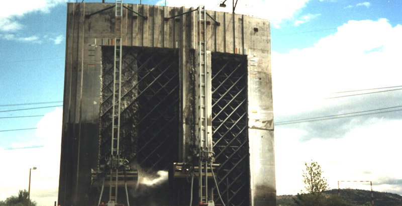 Nuclear wall
