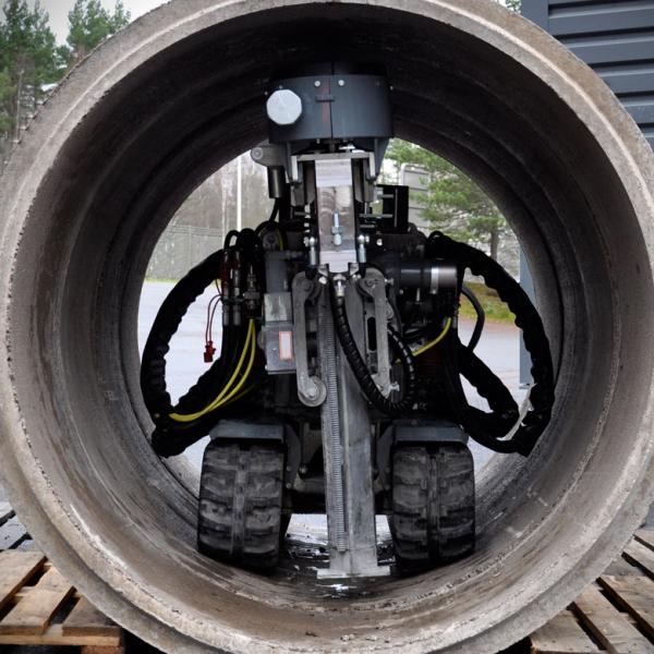 Aqua Cutter 410V Hydrodemolition Tunnel Kit