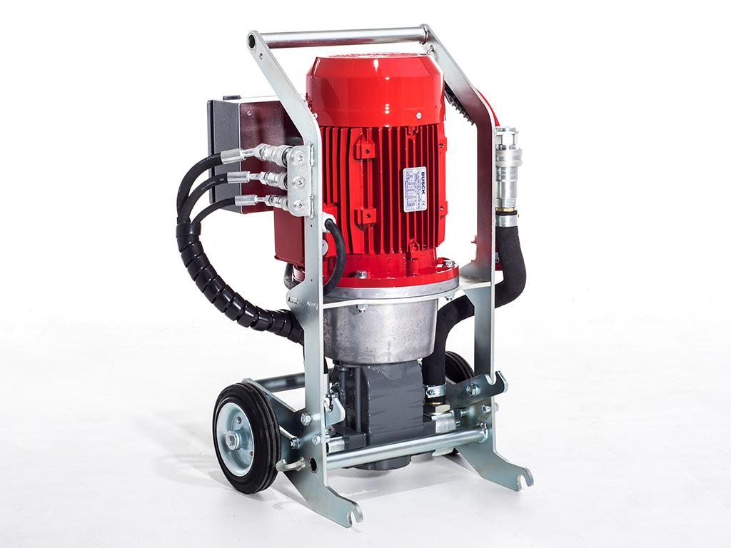 Aqua Cutter Hybrid Kit Hydrodemoliton Robot Accessory