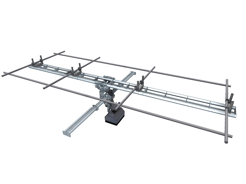 Aqua Spine dual rail