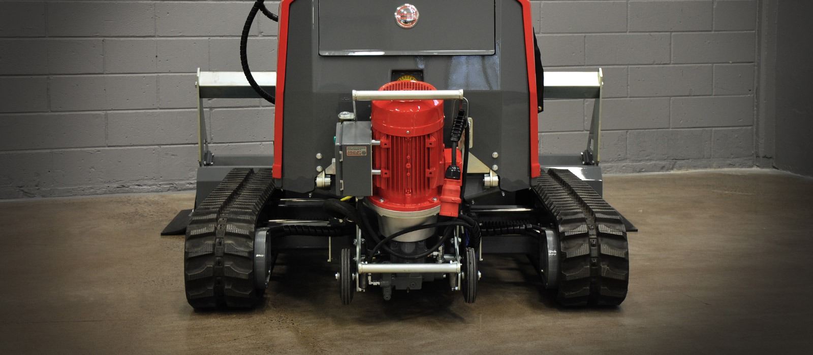 Hybrid Kit Hydrodemoliton Robot Accessory