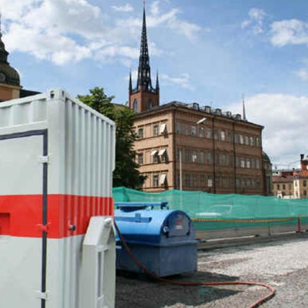 Jobreport - stockholm 2
