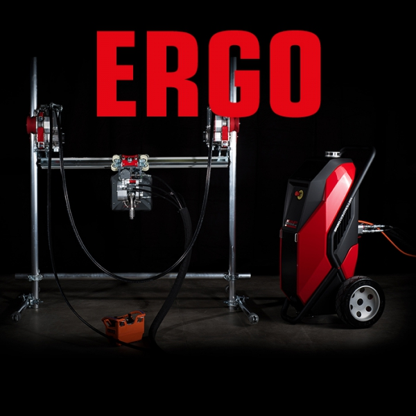 aquajet systems ergo new product hydrodemolition