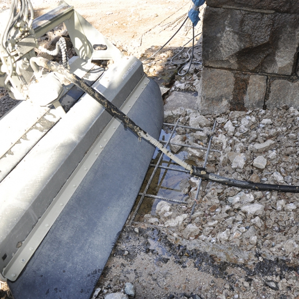 aqua cutter 710v xl aquajet systems hydrodemolition hydroblasting