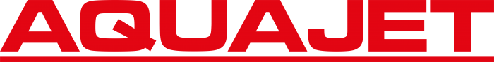 AQUAJET logo red png