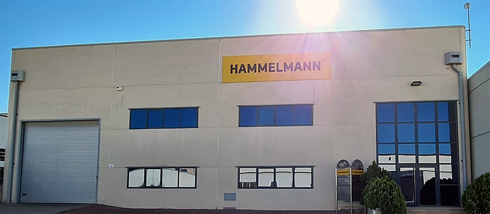 Hammelmann SL aquajet partner distributor hydrodemolition equipment